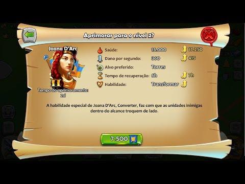 Estratégias defensivas contra Joana D'arc no Age of Empires: Castle Siege