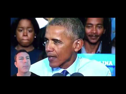Obama says pussy in lewd context Its ok, hes black