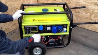 Генератор SHTORMPOWER LT6500EB-ATS инструкция по применению(Инструкция по использованию генератора с системой АВР и дистанционного запуска., 2014-04-22T12:31:05.000Z)