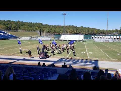 Meek High School Marching Band -- Arley, Alabama