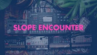 Slope Encounter - Darkwave Octatrack & Volca Jam
