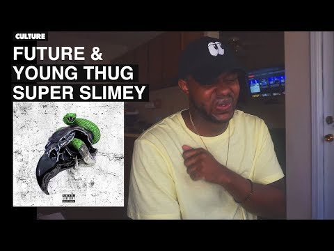 FUTURE & YOUNG THUG - SUPER SLIMEY FIRST REACTION + REVIEW | VIBES