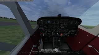 FlightGear. Обучение #5. От курсанта до аса.