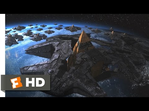Stargate: Continuum (2008) - Shoot The People Chasing Us Scene (7/10) | Movieclips