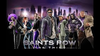 Lets Play Together Saints Row the third Teil 5 - Standpunkt klar machen