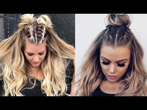 2019 Spring and Summer DIY Hairstyles