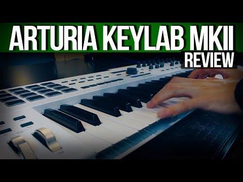 Arturia KeyLab MkII | Review Español