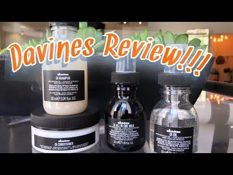 DAVINES REVIEW!!!!