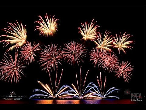 Platinum Fireworks Opening (Philippines) - 9th Philippine International Pyromusical Competition