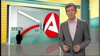 Ausbeutung u. Drangsalierung in der Zeitarbeit - Plusminus 29.03.2012