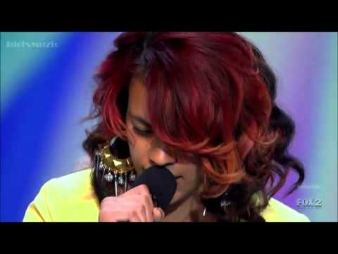 The X Factor USA 2012 - Dinah Jane Hansen's Audition