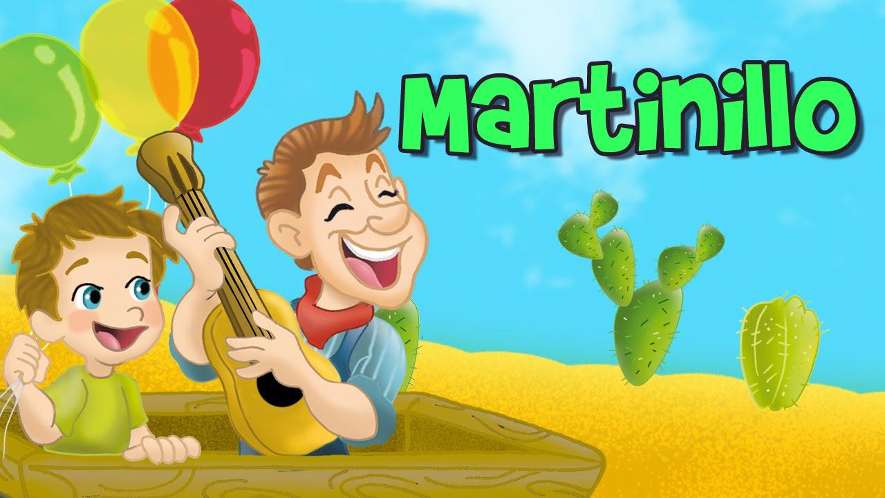 Martinillo canción infantil