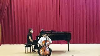 A. Franchomme 12 Etudes for Cello, Op. 35, No. 5
