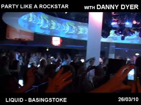 PARTY LIKE A ROCK STAR presents Danny Dyer - Liquid Basingstoke