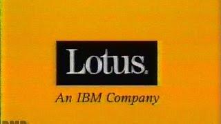 IBM Lotus R5 Commercial (1999) thumbnail