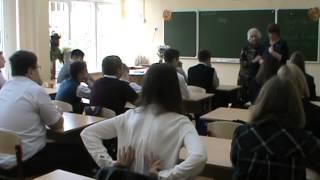 Урок мира с Ведерниковой Клавдией Ивановной. ГБОУ Школа № 479