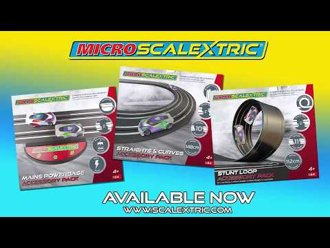 Scalextric | What Will You Create?