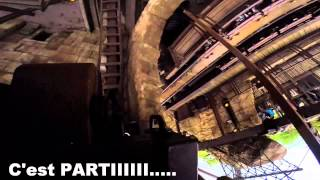 Sensations fortes sur Indiana jones (disneyland PARIS)