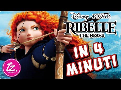 RIBELLE | Raccontato in 4 Minuti - Film Disney Pixar