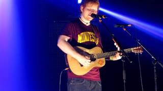 Sunburn - Ed Sheeran @ Koninklijk Circus - 24/11/2012