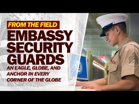 Embassy Security Guards