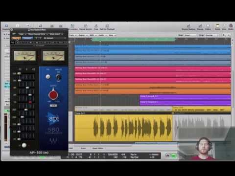 MixTrix - How to Easily Create a Megaphone / Telephone / Radio Vocal Effect
