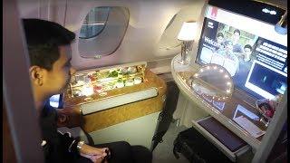 15歲杜拜最有錢的小孩, 花$1,000,000坐頭等艙