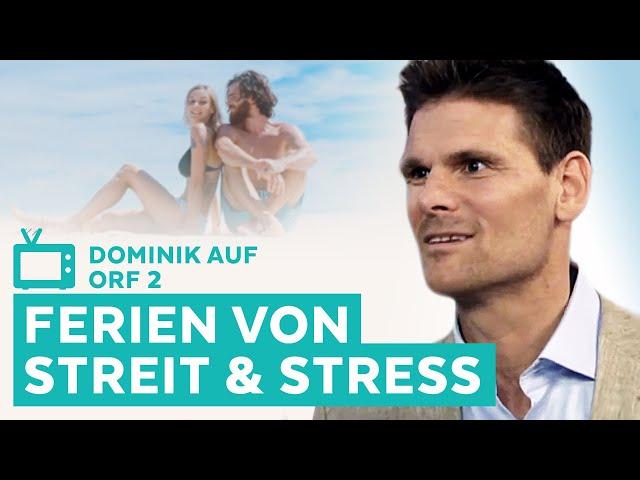 Streit, Stress & Beziehungsprobleme im Urlaub mit dem Partner