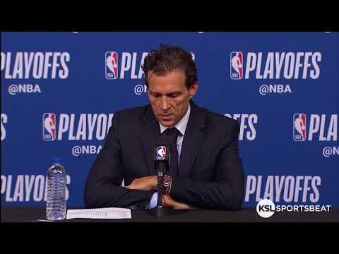 Utah Jazz find magic, despite playoff exit at Houston