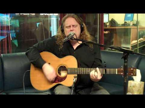 Opie Show - acoustic Soulshine by Warren Haynes - @OpieRadio @thewarrenhaynes