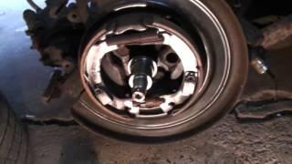 ABS wheel sensor removal 99 Chrysler 300M