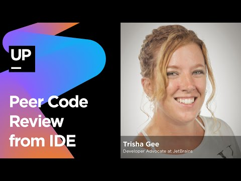 Peer Code Review from IDE
