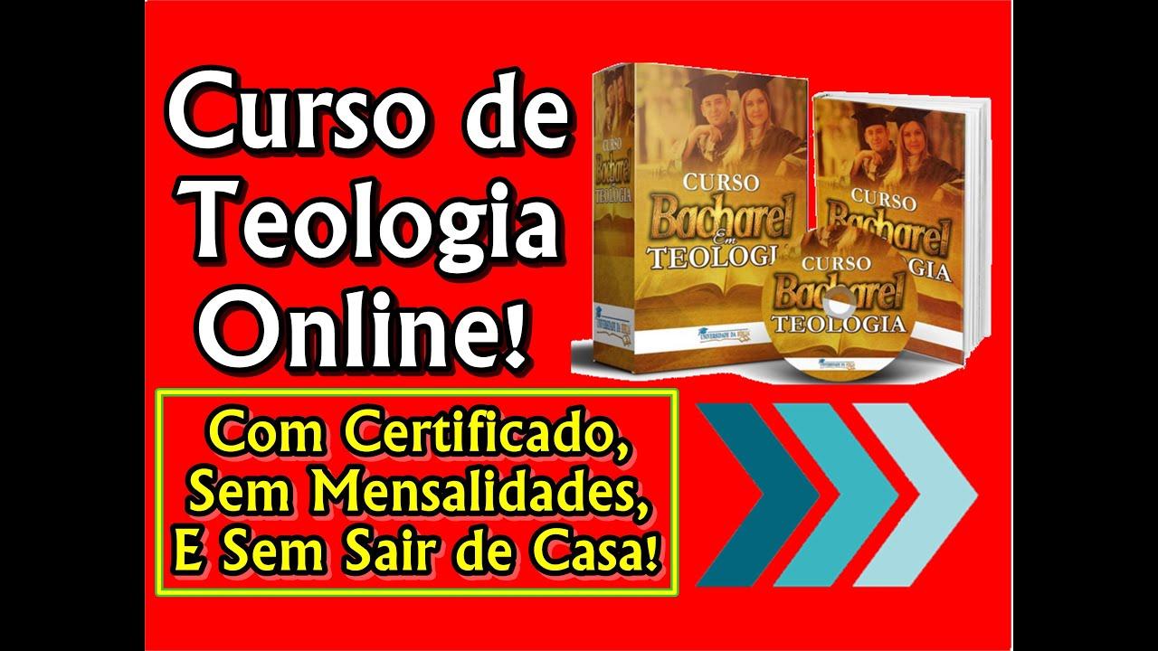 Curso de teologia online com certificado youtube for Curso de interiorismo online