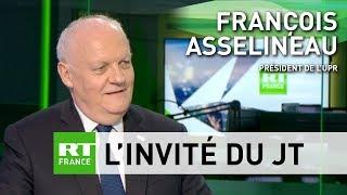 «Une gigantesque tartuferie» : François Asselineau (UPR) tacle le Grand débat national