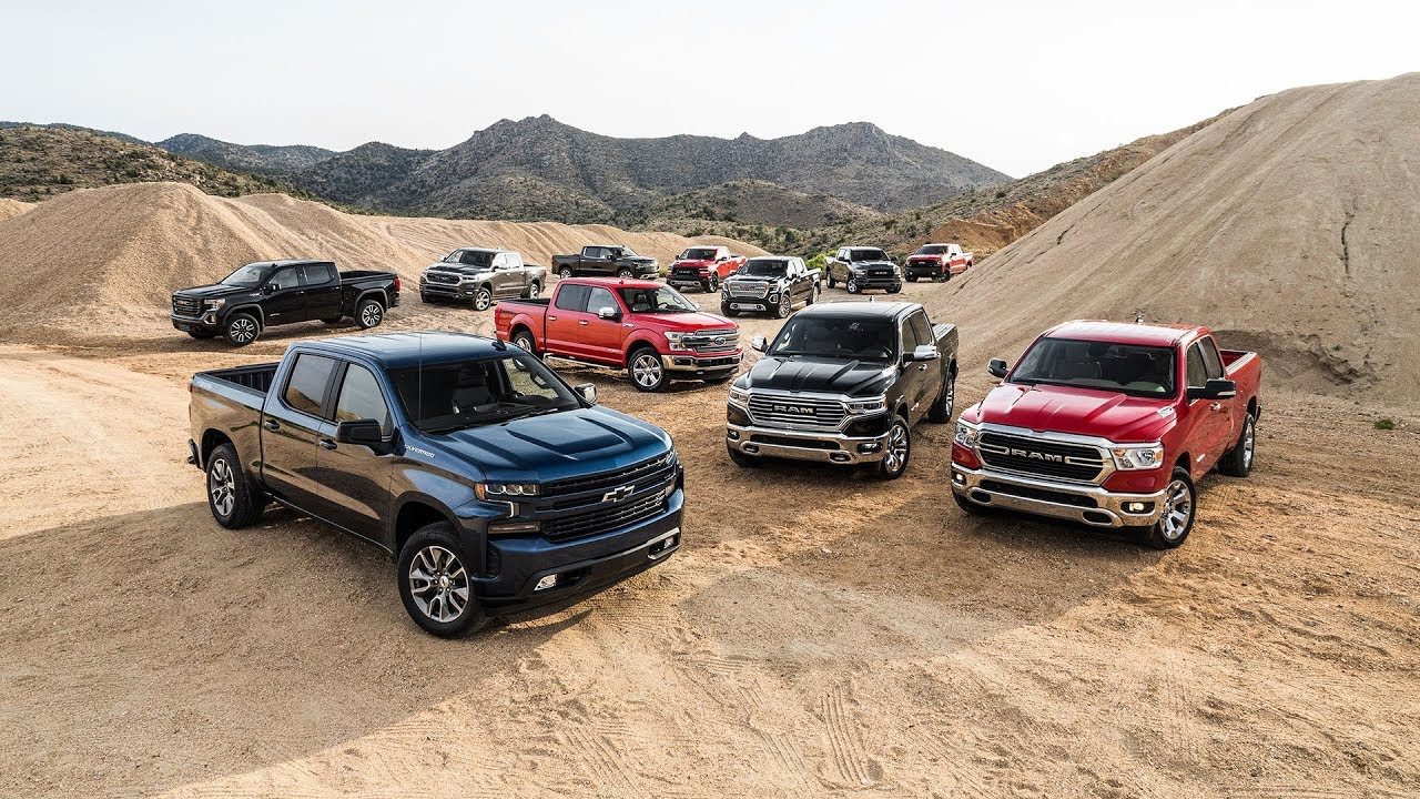 Motortrend S 2019 Truck Of The Year The Overview Youtube