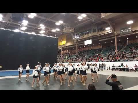 2/1/2020 Cheer/Dance competition!! Rio Rancho Middle school.