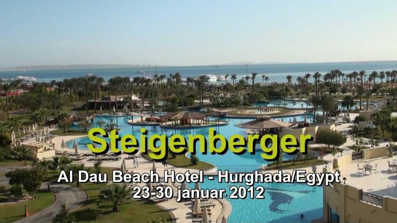 346 Steigenberger Al Dau Beach Hotell Hurghada Youtube