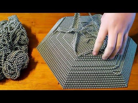 REVERSE Zen Magnet Pyramid 50,000 Buckyballs Magnetic Balls Neodymium Magnets
