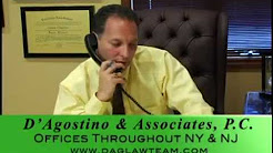D'Agostino and Associates | Personal Injury Lawyer Staten Island