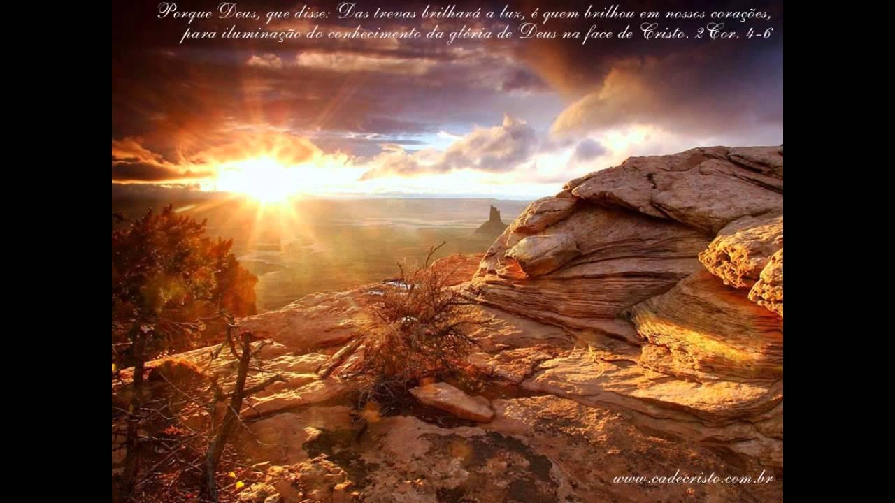 Brilha A Luz De Deus!