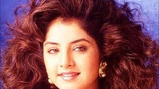 Aisi Deewangi With Lyrics Best Of Shahrukh Khan Divya Bharti HD