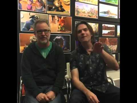 Zootopia. Byron Howard and Rich Moore are here answering your questions. Mp3