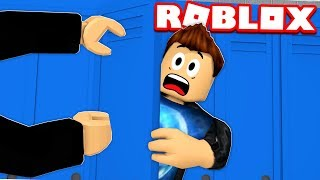 I am made Bullyng on my first day of school at Roblox...