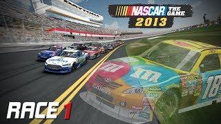 NASCAR The Game 2013 - Race 1 at Daytona - Cheated!