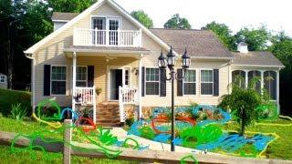 Virtual Landscape Makeover - North Carolina | P. Allen Smith Classics