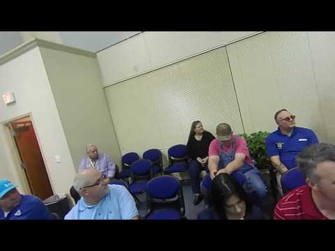 #10 Chapel Hill TX ISD board bond meeting citizen comments Feb. 6, 2017