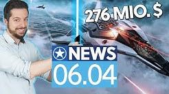 Star Citizen: Größeres Budget als Star Wars 9 - News