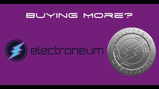 Buying Electroneum Before Mass Adoption in 2018?