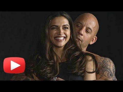 WATCH Deepika Padukone Vin Diesel FUNNY & CUTE Video For Diwali