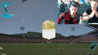FIFA 16 PACK OPENING FIRST LEGEND IN A PACK!!! BEST FIFA 16 ULTIMATE TEAM PACK OPENING FT. FEELFIFA!